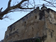 Fort Jesus (vor ca 500 Jahren von den Portugiesen erbaut)