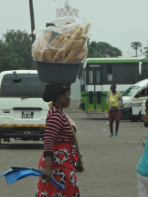 Maputo Busbahnhof