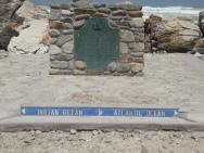 der südlichste Punkt des Kontinents, Cape Agulhas