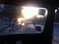 Im Tuk Tuk in Dar