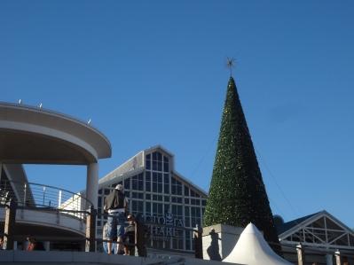 Da kommt man doch richtig in Weihnachtsstimmung bei 30°C
