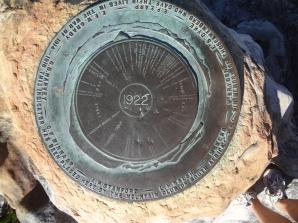 höchster Punkt des Tafelbergs