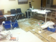 Gipsraum Im Tygerberg Hospital