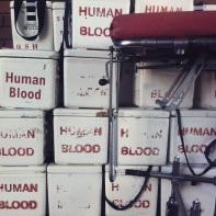 Transportboxen für Bluttransfusionen