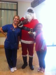 Und der Weihnachtsmann war auch da...