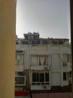 Ausblick vom Hostel I