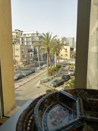 Ausblick vom Hostel II