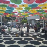 Eingang Carmel market