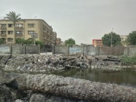 Der ganze Müll landet leider im Wasser