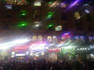 Nachts auf dem Markt