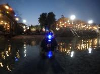 Der eigentliche Sinn der Blaulicht-Leuchte