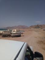 Die Wüste und das Meer